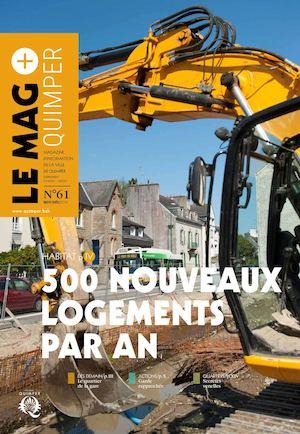 Le Mag+ Quimper n°61 - nov.-déc. 2015