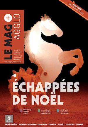 La Mag+ - Hors série de Noël - déc. 2015