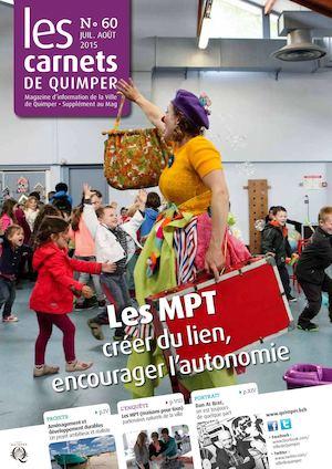 Les Carnets de Quimper n°60 - juil.-août 2015