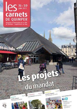 Les Carnets de Quimper n°59 - juin 2015