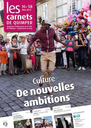 Les Carnets de Quimper n°58 - mai 2015