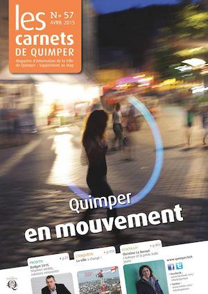 Les Carnets de Quimper n°57 - avril 2015