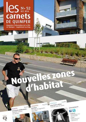 Les Carnets de Quimper n°52 - octobre 2014