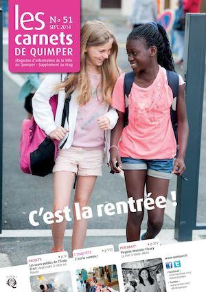 Les Carnets de Quimper n°51 - sept. 2014