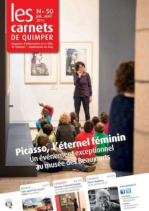 Les Carnets de Quimper n°50 - juillet/août 2014