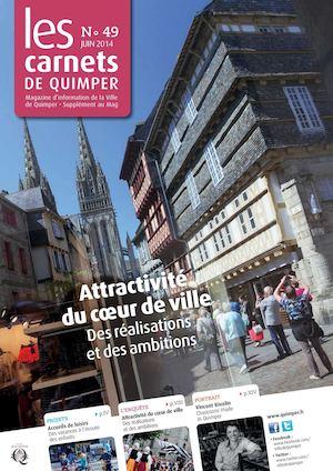 Les Carnets de Quimper n°49 - juin 2014