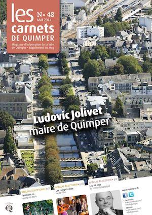 Les Carnets de Quimper n°48 - mai 2014