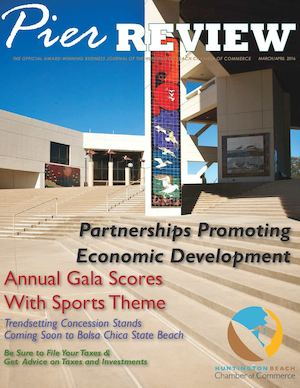 MARCH-APRIL 2016 Pier Review