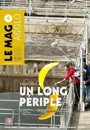 Mag+ Agglo n°62 - janv.-fév. 2016