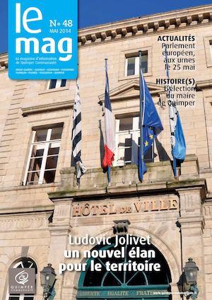 Le Mag n°48 - mai 2014