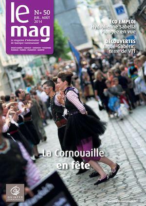 Le Mag n°50 - juil.-août 2014