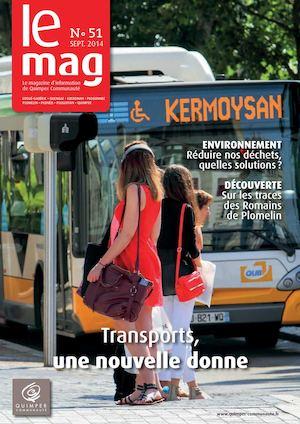 Le Mag n°51 - sept. 2014