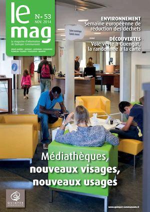 Le Mag n°53 - nov. 2014