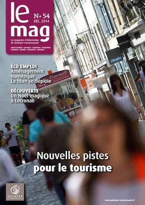 Le Mag n°54 - déc. 2014