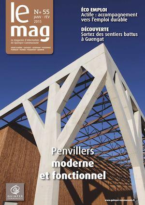 Le Mag n°55 - janv.-fév. 2015