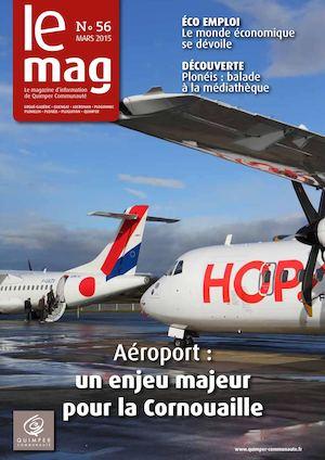Le Mag n°56 - mars 2015