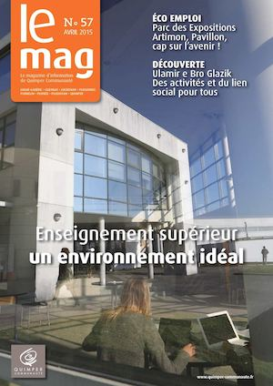 Le Mag n°57 - avril 2015