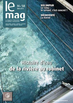 Le Mag n°58 - mai 2015