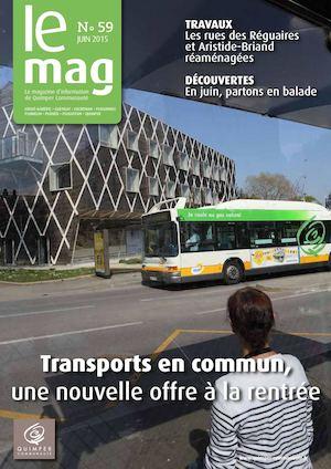 Le Mag n°59 - juin 2015