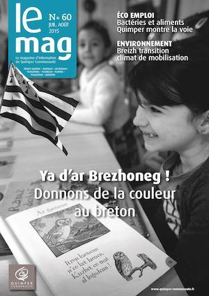 Le Mag n°60 - juil.-août 2015