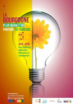 Plan Marketing partagé - Collectif tourisme Bourgogne