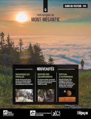 Guide du Visiteur - Parc national du Mont-Mégantic