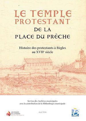 Protestantisme au 17ème siècle à Bègles