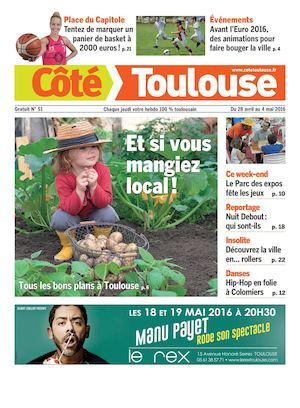 Cote Toulouse 51