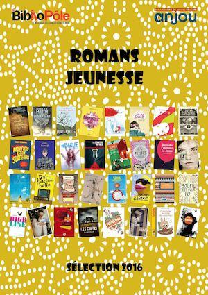 Sélection Romans jeunesse 2016