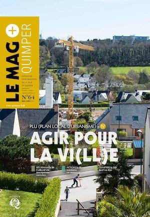 Le Mag+ Quimper n°64 - mai-juin 2016