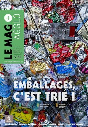 Le Mag+ Agglo n°64 - mai-juin 2016