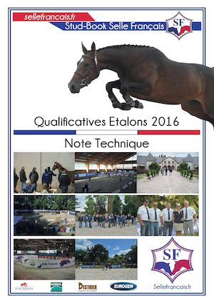 Qualificatives SF - Note Technique Étalons
