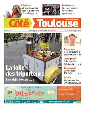Cote Toulouse 55
