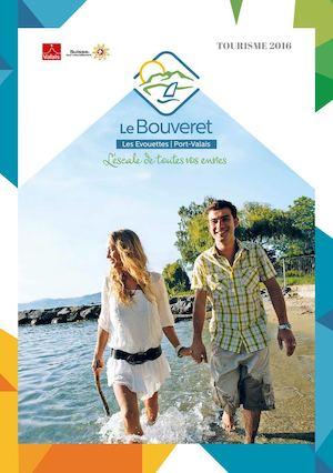 Calam o brochure tourisme web office du tourisme bouveret les evouettes - Office du tourisme le portel ...