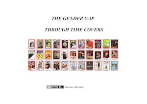 Gender Gap Through Time Covers
