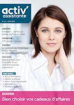 Activ Assistante Magazine numéro 14 - Juin 2016
