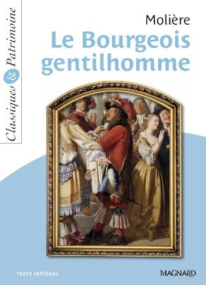 le bourgeois gentilhomme situation initiale