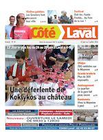 Une Côté Laval n°57 - 22 juin 2016