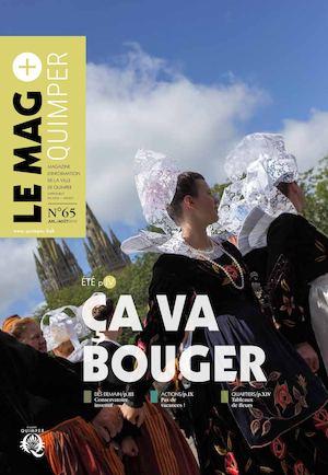 Le Mag+ Quimper n°65 - juil.-août 2016