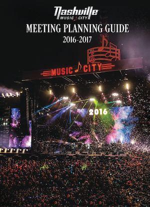 Nashville Meeting Planning Guide 2016 17