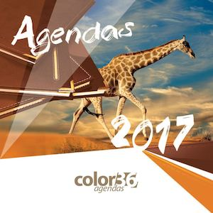 CATALOGUE AGENDAS AFRIQUE 2017 BY COLOR 36