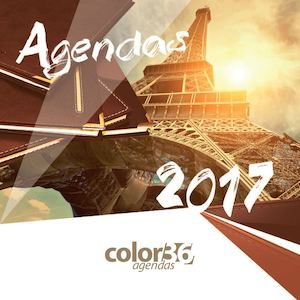 CATALOGUE AGENDAS FRANCE 2017 BY COLOR 36