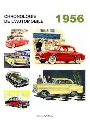 calam o chronologie de l 39 automobile 1956. Black Bedroom Furniture Sets. Home Design Ideas