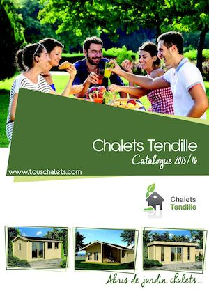 Calam o catalogue 2015 16 for Tendille chalet