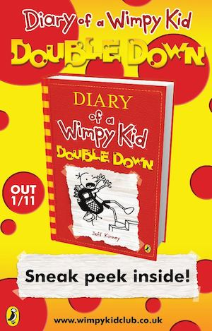 download diary of a wimpy kid double down pdf free