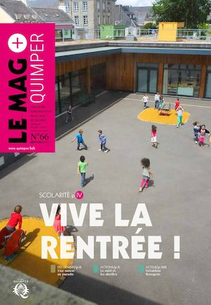 Mag+ Quimper n°66 - sept./oct. 2016