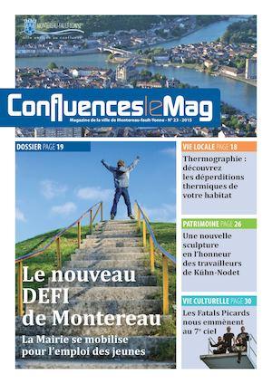 Confluences le Mag- Mag municipal - N°23