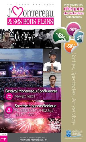 J'aime Montereau & ses bons plans - 2015