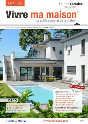 Calam o vivre ma maison lorraine for Construire ma maison en ligne