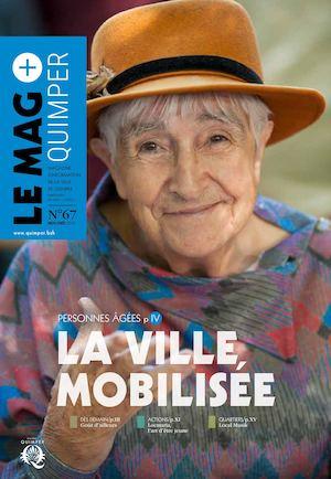 Mag+ Quimper n°67 - nov./déc. 2016
